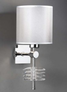 Hotel Light_Wall Lamp Glass_73930 Domus