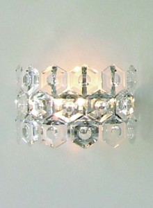 Hotel Light_Wall Lamp Glass_73990 Elis