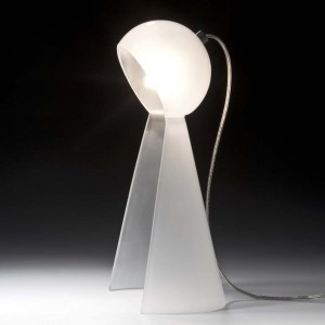 Designer_Glass Table Lamp_PAWN